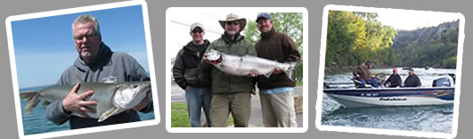 Fishing Charters Buffalo NY area