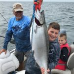 Salmon Fishing Charters Lake Ontario