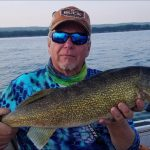 Walleye Charters Lake Erie Buffalo NY